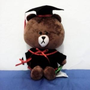 Brown Graduate Red
