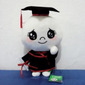 Moon Glittering Eyes Graduation
