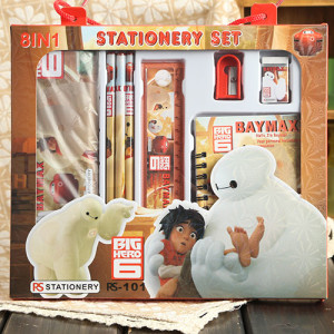 baymax set A 1