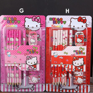hello kitty stationery 1