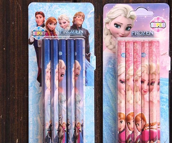 pencil isi 10 2