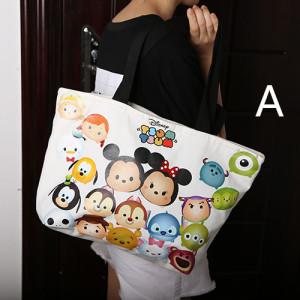 tsum tsum canvas bag