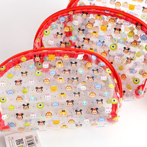 tsum tsum cosmetic bag type A