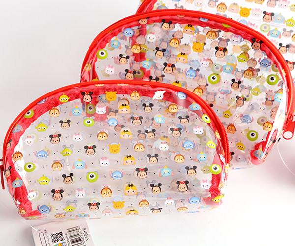 tsum tsum cosmetic bag type A