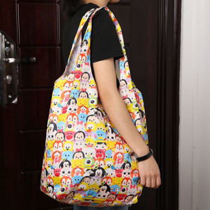 tsum tsum shoping bag