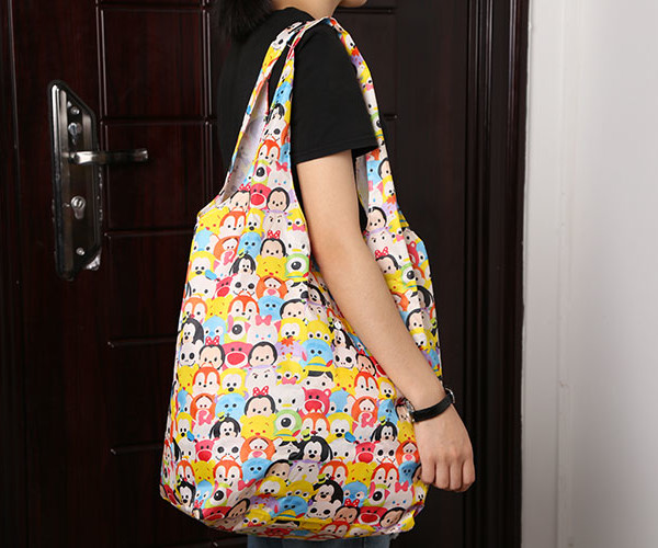 tsum tsum shoping bag